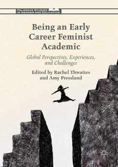 Being an Early Career Feminist Academic (eBook, PDF)