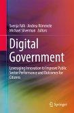 Digital Government (eBook, PDF)