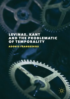 Levinas, Kant and the Problematic of Temporality (eBook, PDF)