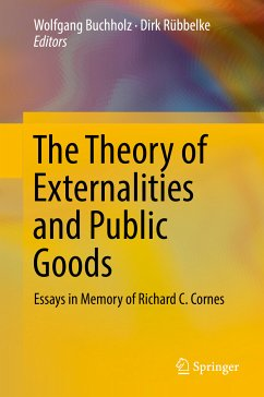 The Theory of Externalities and Public Goods (eBook, PDF)