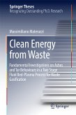 Clean Energy from Waste (eBook, PDF)