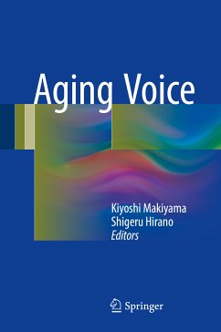 Aging Voice (eBook, PDF)