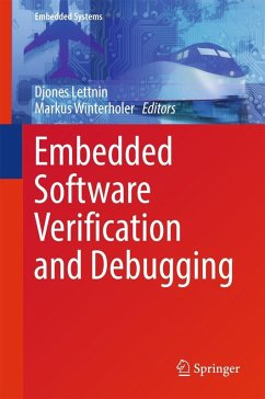 Embedded Software Verification and Debugging (eBook, PDF)
