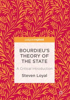 Bourdieu's Theory of the State (eBook, PDF) - Loyal, Steven