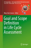 Goal and Scope Definition in Life Cycle Assessment (eBook, PDF)