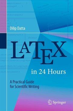 LaTeX in 24 Hours (eBook, PDF) - Datta, Dilip