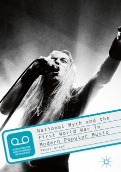 National Myth and the First World War in Modern Popular Music (eBook, PDF)