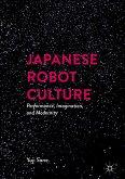 Japanese Robot Culture (eBook, PDF)