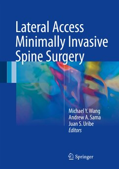 Lateral Access Minimally Invasive Spine Surgery (eBook, PDF)