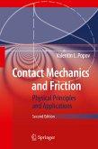 Contact Mechanics and Friction (eBook, PDF)