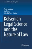 Kelsenian Legal Science and the Nature of Law (eBook, PDF)