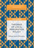 Theories of Local Immigration Policy (eBook, PDF)