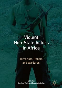 Violent Non-State Actors in Africa (eBook, PDF)