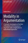 Modality in Argumentation (eBook, PDF)