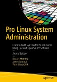 Pro Linux System Administration (eBook, PDF)