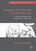 European Civil Service in (Times of) Crisis (eBook, PDF)