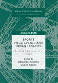 Sports Mega-Events and Urban Legacies (eBook, PDF)