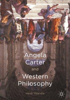 Angela Carter and Western Philosophy (eBook, PDF)