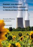 Energy and Human Resource Development in Developing Countries (eBook, PDF)