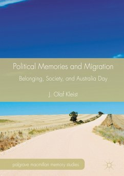 Political Memories and Migration (eBook, PDF)