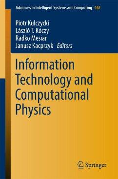 Information Technology and Computational Physics (eBook, PDF)
