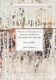 Poetry and Performance During the British Poetry Revival 1960-1980 (eBook, PDF)