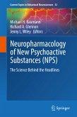 Neuropharmacology of New Psychoactive Substances (NPS) (eBook, PDF)