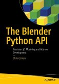 The Blender Python API (eBook, PDF)