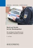 Recht auf Streife bei der Bundespolizei (eBook, ePUB)