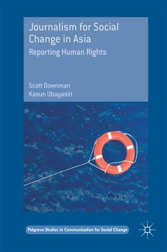Journalism for Social Change in Asia (eBook, PDF)