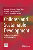 Children and Sustainable Development (eBook, PDF)
