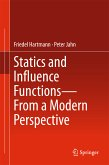 Statics and Influence Functions - from a Modern Perspective (eBook, PDF)