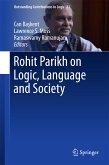 Rohit Parikh on Logic, Language and Society (eBook, PDF)