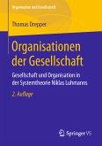 Organisationen der Gesellschaft (eBook, PDF)
