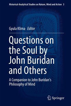 Questions on the Soul by John Buridan and Others (eBook, PDF)
