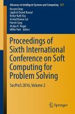 Proceedings of Sixth International Conference on Soft Computing for Problem Solving (eBook, PDF)