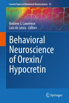 Behavioral Neuroscience of Orexin/Hypocretin (eBook, PDF)