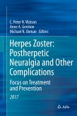 Herpes Zoster: Postherpetic Neuralgia and Other Complications (eBook, PDF)