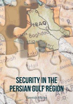 Security in the Persian Gulf Region (eBook, PDF)