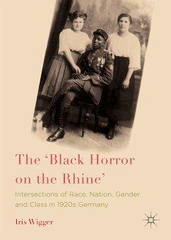 The 'Black Horror on the Rhine' (eBook, PDF)