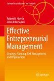 Effective Entrepreneurial Management (eBook, PDF)