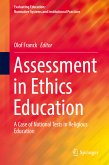 Assessment in Ethics Education (eBook, PDF)