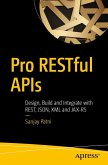 Pro RESTful APIs (eBook, PDF)