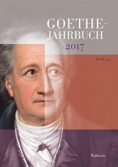 Goethe-Jahrbuch 134, 2017 (eBook, PDF)