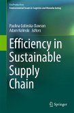 Efficiency in Sustainable Supply Chain (eBook, PDF)