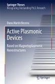 Active Plasmonic Devices (eBook, PDF)