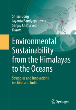 Environmental Sustainability from the Himalayas to the Oceans (eBook, PDF)