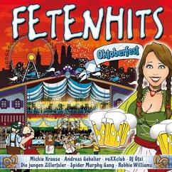 Fetenhits-Oktoberfest - Diverse
