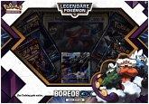 Pokemon, Boreos-GX / Voltolos-GX Box (Sammelkartenspiel)