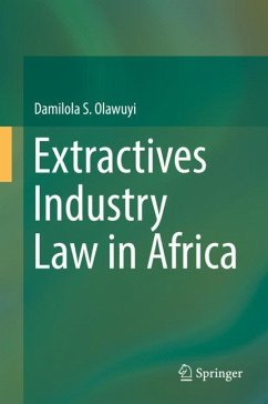 Extractives Industry Law in Africa